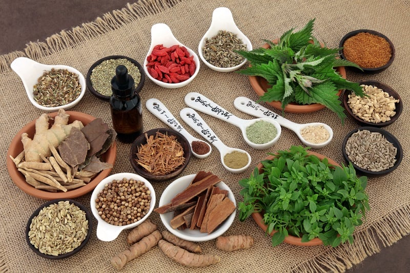 7 Herbs For Testosterone