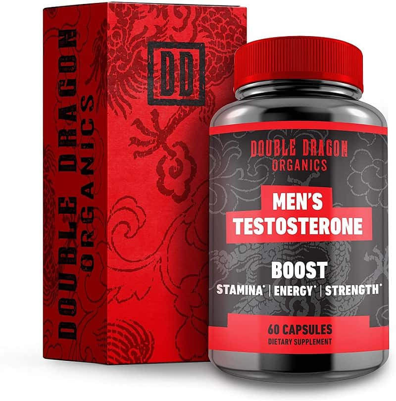 Double Dragon Organics Testosterone Booster