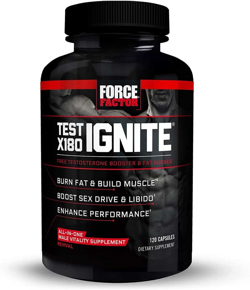 Test X180 Ignite Testosterone Booster