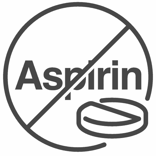 don't take aspirin