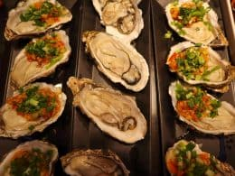 oyster to boost Testosterone